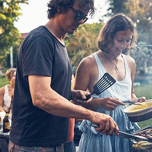51m0pFC36rL - KDKDA Charcoal Grill Premium-Holzkohlegrill aus Gusseisen Grill Großen Picknick Patio Grill Barbecue im Freien beweglichen Grill Grill Heim Geschmorte Grills for mehr als 5 Personen