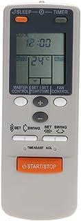 Domybest - Mando a distancia para aire acondicionado para Fujitsu AR-JW2 AR-DB2 AR-DB7 AR-HG1 AR-J