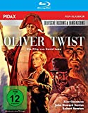 Oliver Twist / David Leans aufwändiges Meisterwerk mit neu abgetastetem Bild und Ton in der deutschen und in der Langfassung (Pidax Film-Klassiker) (Blu-Ray)