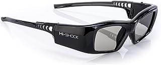 Hi-SHOCK BT Pro Black Diamond   Okulary 3D do telewizora 3D