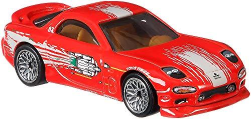 Hot Wheels Mazda RX7 FD