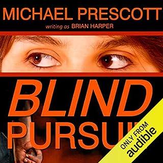 Blind Pursuit audiobook cover art