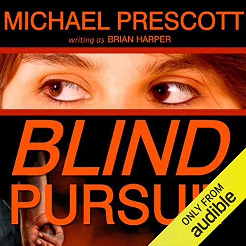 Blind Pursuit audiobook cover art