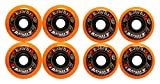 LABEDA WHEELS Roller Hockey GRIPPER ASPHALT HILO 4-76mm Wheels/4-80mm Wheels
