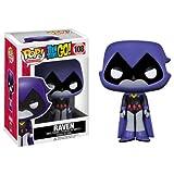 Funko POP TV: Teen Titans Go! - Raven Action Figure