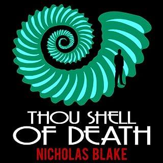 Thou Shell of Death: Nigel Strangeways, Book 2 audiobook cover art