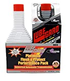 Lubegard 98010 Platinum Universal Flush and Protect Performance Pack for Automatic Transmissions