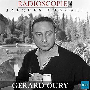 Radioscopie: Gérard Oury (13 octobre 1988)