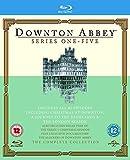 Downton Abbey - Series 1-5 [Edizione: Regno Unito]