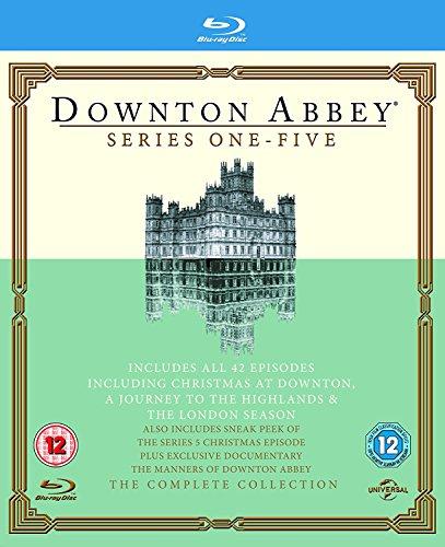 Downton Abbey - Series 1-5 [Blu-ray] [UK Import]