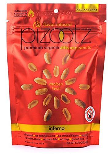 Pizootz unisex Inferno wholesale Flavor Infused Artisan Virginia Gourmet Premium