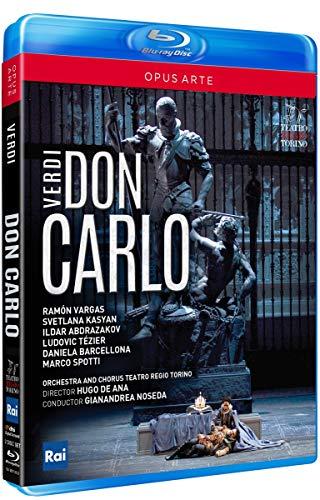 Giuseppe Verdi: Don Carlo (Teatro Regio Torino, 2013) [Blu-ray]