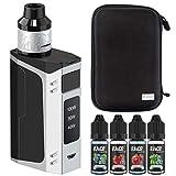 Cigarette Electronique Kit Complet et 4x10ml E Liquid,100W TC 2600mAh, E Cigarette...
