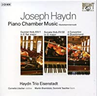 Piano Chamber Music by J. Haydn (2009-01-27)