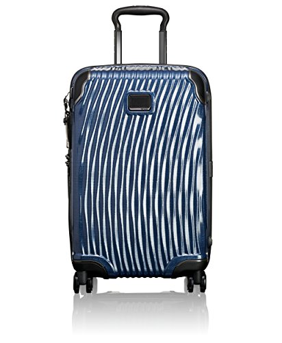 TUMI - Latitude International Hardside Carry-On Luggage - 22 Inch Rolling Suitcase for Men and Women - Navy