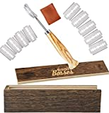 Bread Bakers Lame Slashing Tool - Dough Making Slasher Tools Baking Sourdough Bread Starter Jar...