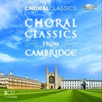 Choral Classics From Cambridge by PURCELL / RUTTER / BERNSTEIN / PO (2011-11-15)