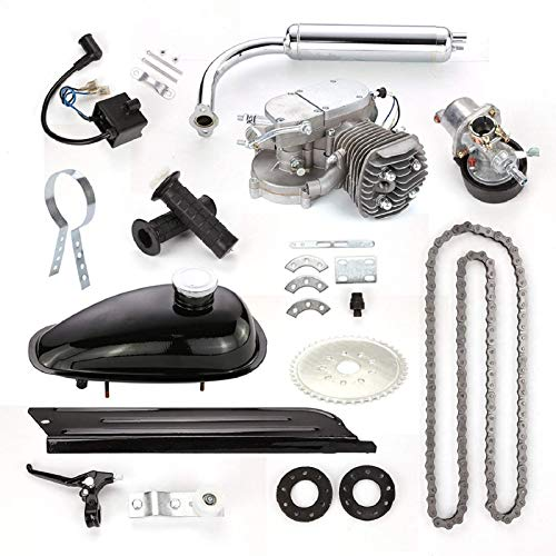 ColdShine Bicycle Engine Engine Kit Electric Bike Conversion Kit Easy To Install Fits Most 26' And 28' Bikes