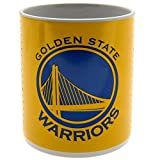 Forever Collectibles Golden State Warriors Fade NBA Becher (330 ml) -