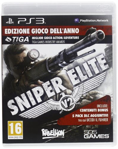 Halifax Sniper Elite V2 Game of the Year, PlayStation 3 - Juego (PlayStation 3)