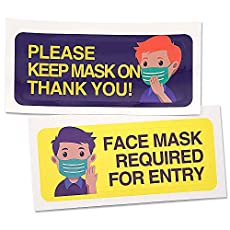 Image of Pack of 4 Face Mask. Brand catalog list of AtoZ Box.