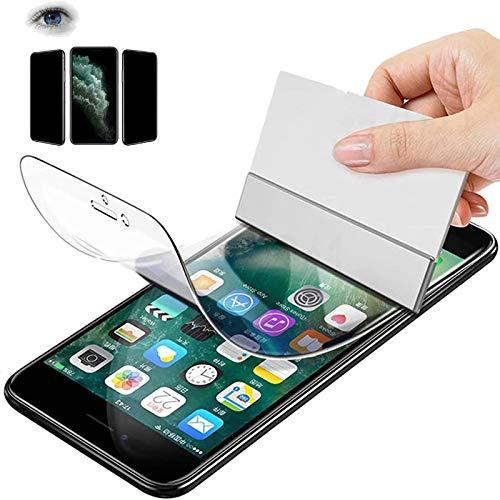 2PCS Für iPhone 11 12Pro Max HD Keramik Datenschutz Softfilm 3D-Touchscreen-Schutz, Datenschutz-Displayschutz, vollständige Abdeckung,Anti-Spy-Displayschutz (hd, For Apple iPhone 12 Pro Max)