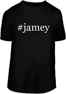 #Jamey - A Hashtag Nice Men's Short Sleeve T-Shirt Shirt