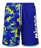 Mikasa Beach Style - Pantalones cortos (talla XL), color azul
