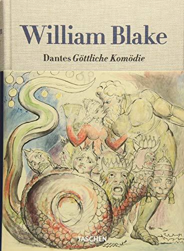 William Blake. Dantes Göttliche Komödie, Sämtl. Zeichnungen