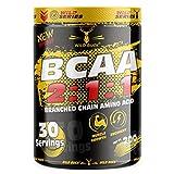 Wild Buck BCAA Supplement 2:1:1 Instantized BCAA Energy During Workout | Zero Sugar
