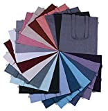 Green Atmos reusable Assorted Colors 12 pack 15 X 16 inch reusable grocery bags 5.5 oz Recycled Cotton canvas tote eco friendly super strong reusable washable great choice for promotion branding
