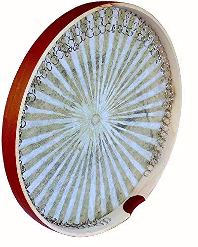 Persische Qualität, Daf / Erbane / Bendir ,Trommel mit weicher Schutzhülle.