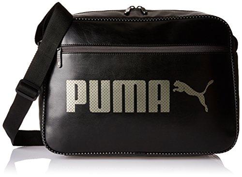PUMA Bag Campus Reporter, Black, One Size, 74534