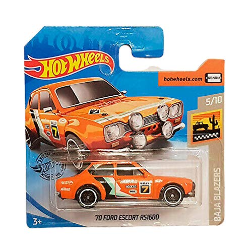FM Cars Hot-Wheels '70 Ford Escort RS1600 Baja Blazers 2020