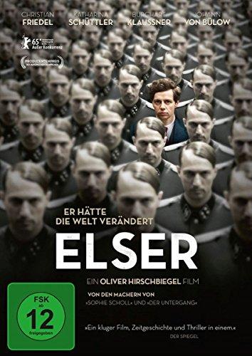 Elser - Er hätte die Welt verändert [Alemania] [DVD]