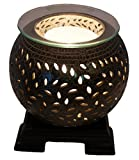 Coo Candles Oil Burner Lamp Combo