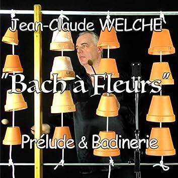 Bach à Fleurs (Arr. pour pots de fleurs)