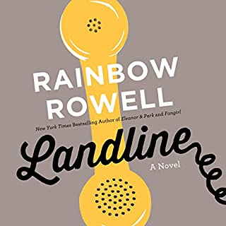 Landline audiobook cover art