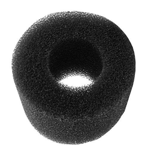ChaRLes 10.8X4X7.3Cm Negro Reutilizable Piscina Filtro Espuma Esponja Cartucho Para Intex S1 Tipo