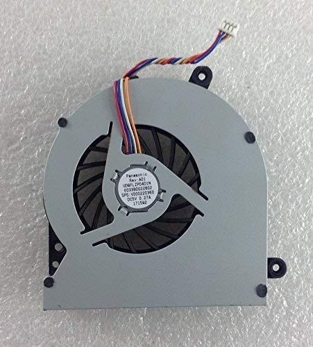 Toshiba Satellite C655D PSC0YU CPU Processor Ventilator Koeler Koeling UDQFLZP04D1N DC5
