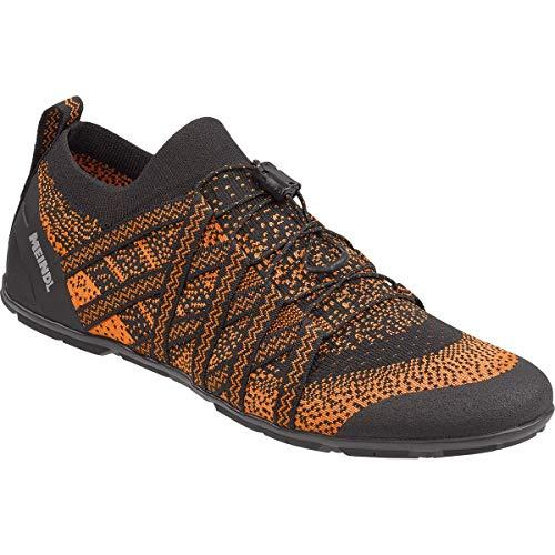 Meindl Unisex-Adult Shoes, orange-schwarz, 8 UK
