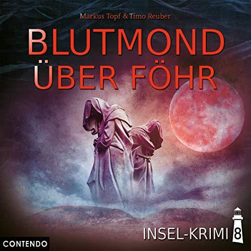 Page de couverture de Blutmond über Föhr