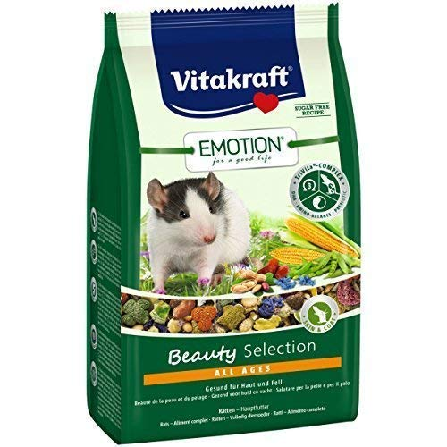 Vitakraft Emotion Beauty All Ages, Ratte - 600g