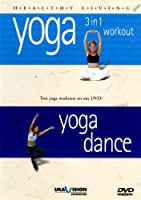 Healthy Living: Yoga 3-1 & Yoga Dance [DVD]
