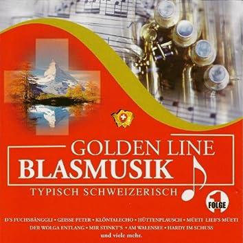Goldenline Blasmusik Folge 1