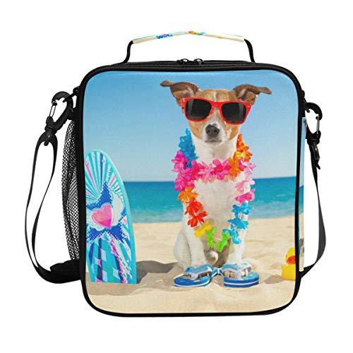 FANTAZIO - Fiambrera con aislamiento para perro, Jack Russell Terrier