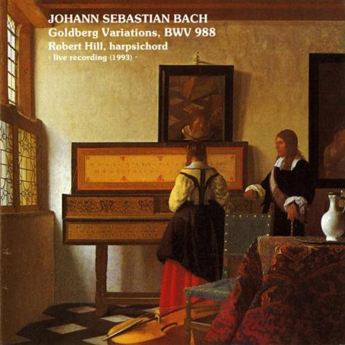 Improvisation on the bass of J.S. Bach's Goldberg Variations, BWV 988