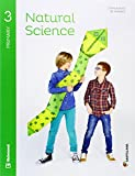 NATURAL SCIENCE 3 PRIMARY STUDENT'S BOOK + AUDIO - 9788468026541