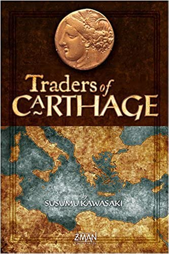 Z-Man Games 4048 - Traders of Carthage