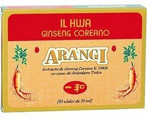 Arangi Ginseng Coreano Il Hwa 10 ampollas de Tongil